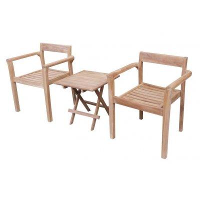 Cafégruppe Piknik - Sammenleggbart 50 cm