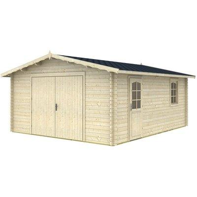 Casper garasje - 25 m²