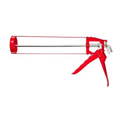 Fugepistol (rød) økonomi