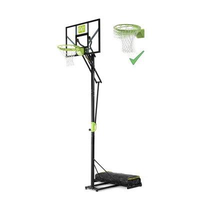 Polestar baskettballstativ med dunkering - Flyttbart