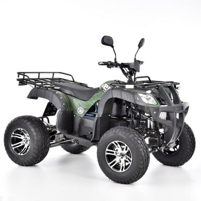 Firhjuling 2200 W - Army