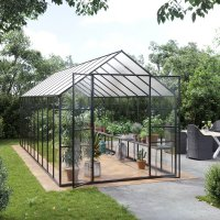 Drivhus Eris - 15 m²