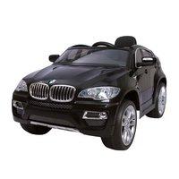 Elbil for barn BMW X6 - sort