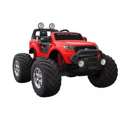 Elbil for barn Ford Ranger MT - rød