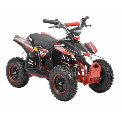 Elektrisk mini-ATV - Rød og svart