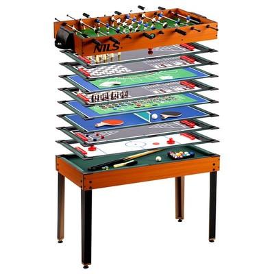Spillebordsett med 15 spill