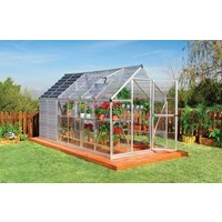 Drivhus Grow & Store - 6,8 M2