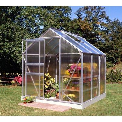 Popular drivhus - 3,8 m²