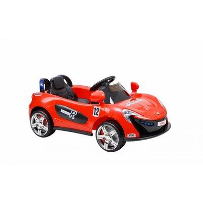 Elektrisk sportsbil for barn - Rød