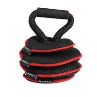 Kettlebell- myk - Justerbar vekt i 5 Trinn