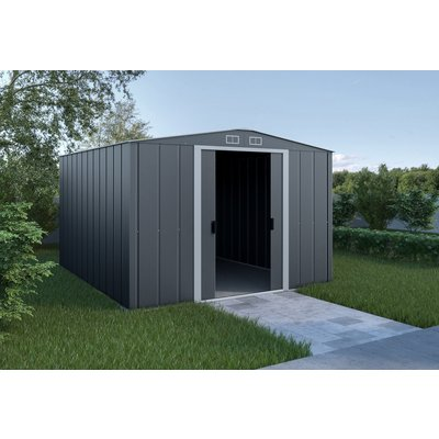 ECO Shed lager - 9,1 m²
