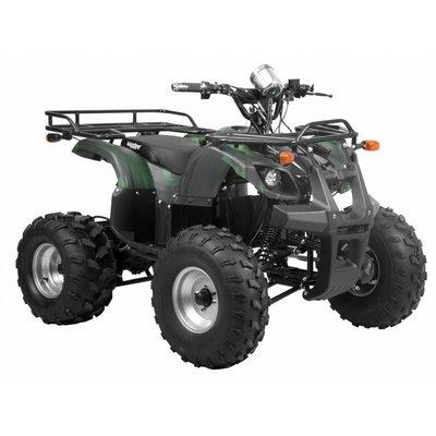 Elektrisk ATV - Rage - Grønn kamuflasje