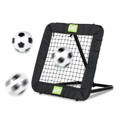 Rebounder for fotballopplæring - 84 X 84 cm