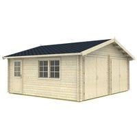 Eddie garasje - 29,5 m²