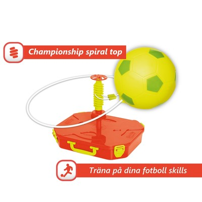 Swingball fotball