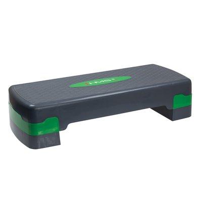 Stepp-benk - Grønn og svart