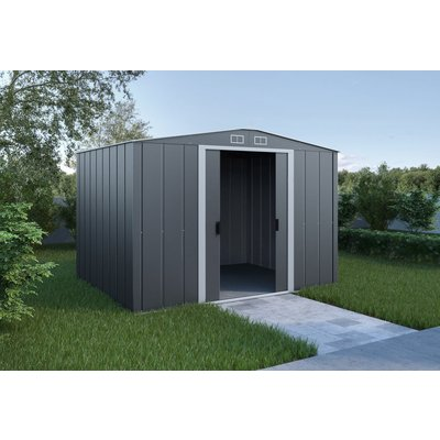 ECO Shed lager - 4,3 m²