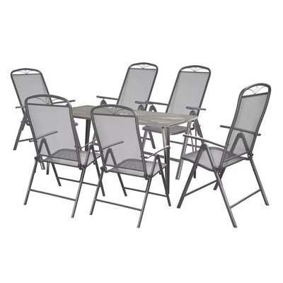 Spisegruppe Navassa - 6 stoler
