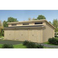 Elvira garasje - 40,5 m²