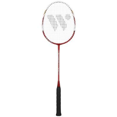 Badmintonracket (rød & hvit) ALUMTEC 2000